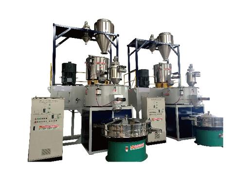 SRL-Z系列立式混合机组